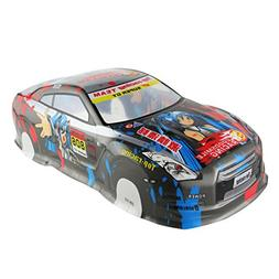 Coolplay 1/10 Printed PVC On Road Drift Car Body Shell RC Ra