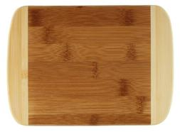TOTALLY BAMBOO 20-1289 2 Tone Bar Boards Great for at the Ba
