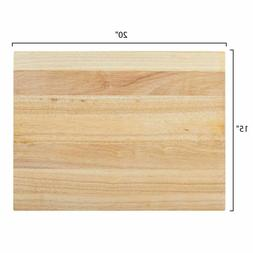"20"" x 15"" x 1-3/4"" Maple Cutting Board - Michigan Maple Bloc"