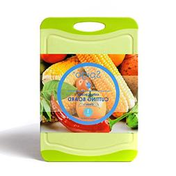 Spigo Antimicrobial Cutting Board With Cleantec Technology,
