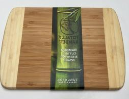 Bamboo Cutting & Serving Board | 10 IN x 7.25 IN | Brand New