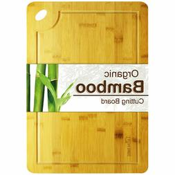 bamboo cutting board 100 percent organic bamboo