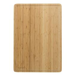 Bamboo Cutting Board Extra Large 20 x 14 Inch Antibacterial