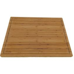"""Bamboo Cutting Board Stove Topper Large 24"""" x 18"""" x 1"""" - Bam"""