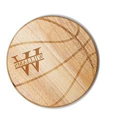 Biltmore Personalized Basketball Cutting Board | BBQ Fans