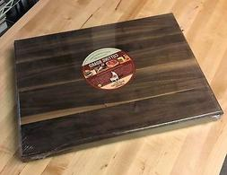 "Black Walnut Wood Cutting Board - 20"" x 15"" x 1 3/4"" - Wood"