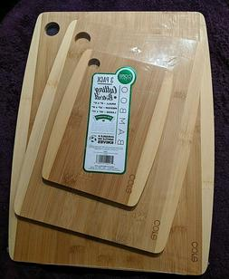Core Bamboo Classic Two Tone Board Combo Pack