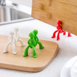 Cute Home Kitchen Cutting Board Storage Rack Tool Accessorie