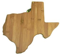 Totally Bamboo Cutting and Serving Board, Texas State Multi-