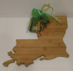 Totally Bamboo Cutting And Serving Board, Louisiana State