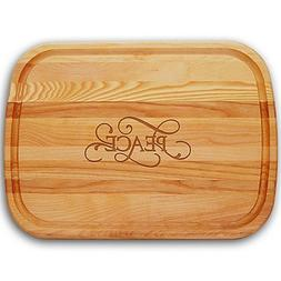 Carved Solutions Everyday Collection Peace 21-Inch x 15-Inch