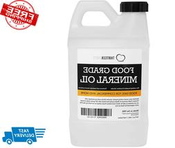 Food Grade Mineral Oil for Cutting Boards, Safe Made in The