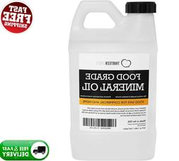 Food Grade Mineral Oil for Cutting Boards, Countertops -  64