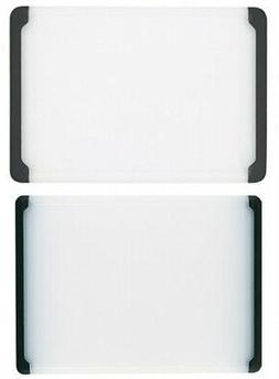 OXO Good Grips Utility and Prep Cutting Board, 2-Pack