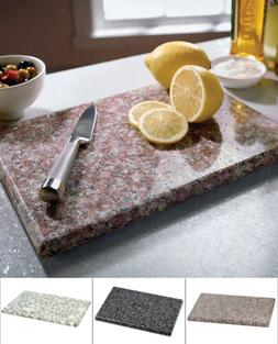 Home Basics Granite Stone Kitchen Non Slip Cutting Board 8""