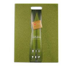 Architec Green EcoSmart Poly-Flax Cutting Board - 16 x 12 x