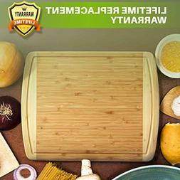 Greener Chef Small Cutting Board for Kitchen - 12 x 9 Inches