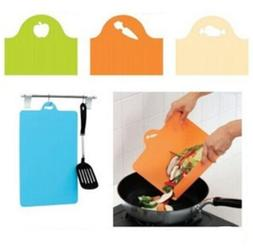 Home Kitchen Ultra-thin Plastic Cutting Chopping Vegetable F