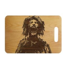Horror Zombie Head Personalized Engraved <font><b>Cutting</b