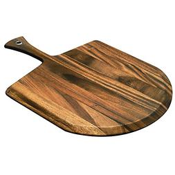 Ironwood Gourmet Acacia Wood Pizza Peel/Paddle/Lifter Oven L