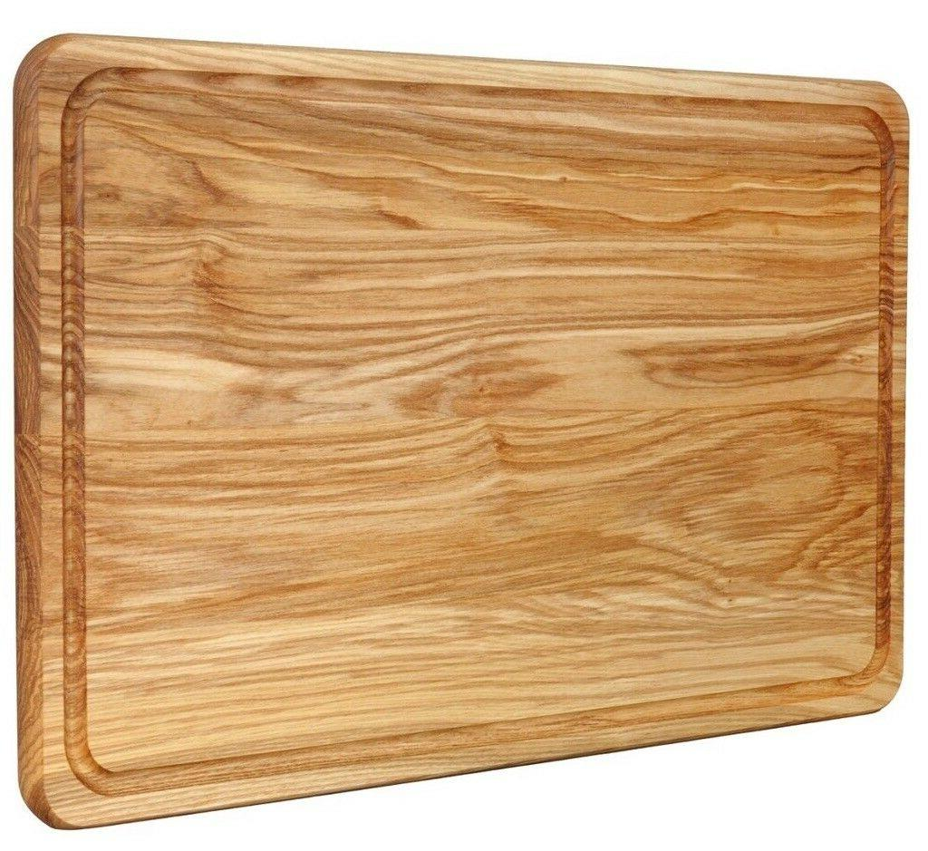 "17.7"" Wood Board quality. Great"