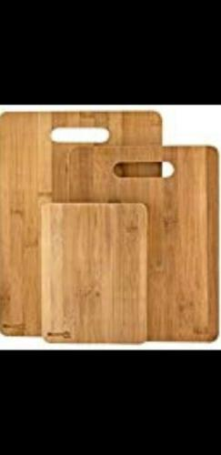 Zenware All Natural lightweight small Bamboo Cutting Board