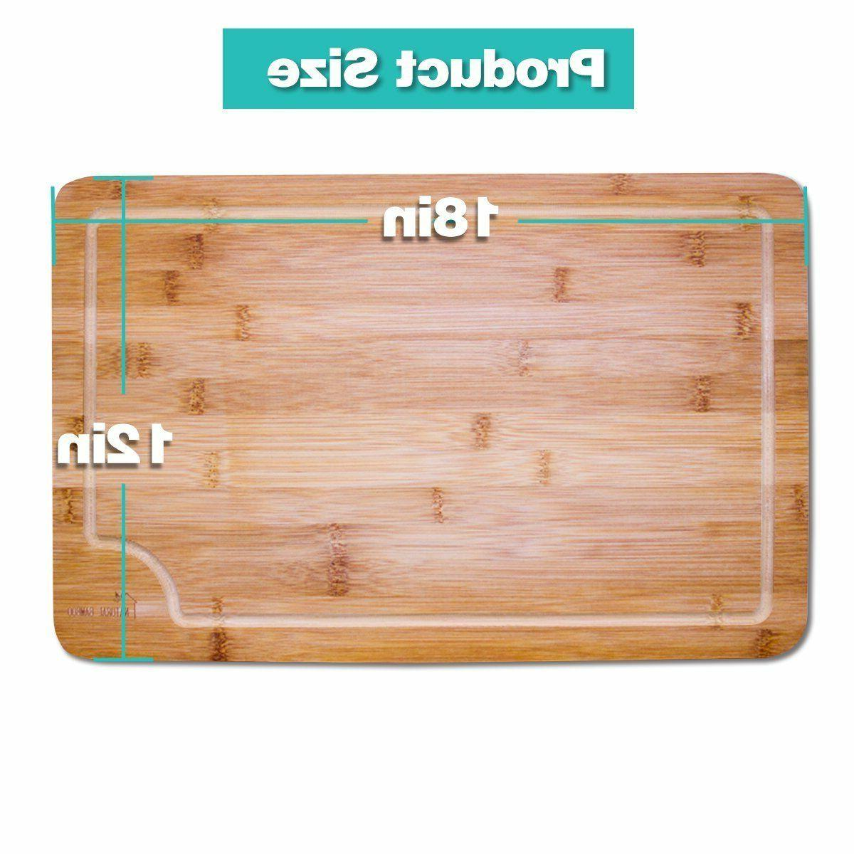 Bamboo Board, 100% Large
