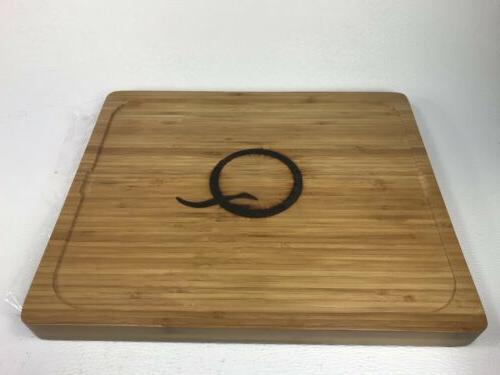 bamboo cutting board with 7 removable cutting