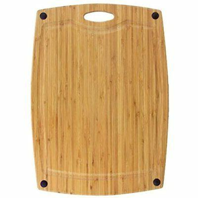 greenlite dishwasher safe bamboo cutting board cascade