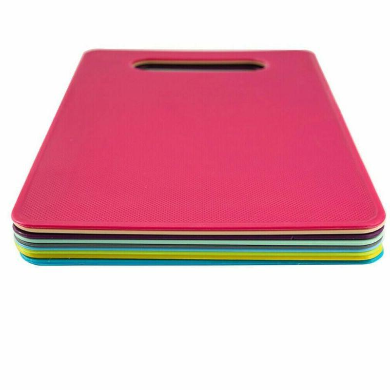 Kitchen Plastic Chopping Block Fruit Board Tool.
