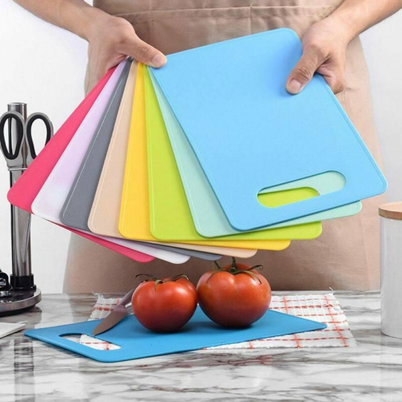 Kitchen Plastic Chopping Mat Fruit