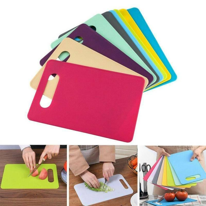 kitchen plastic non slip chopping block mat