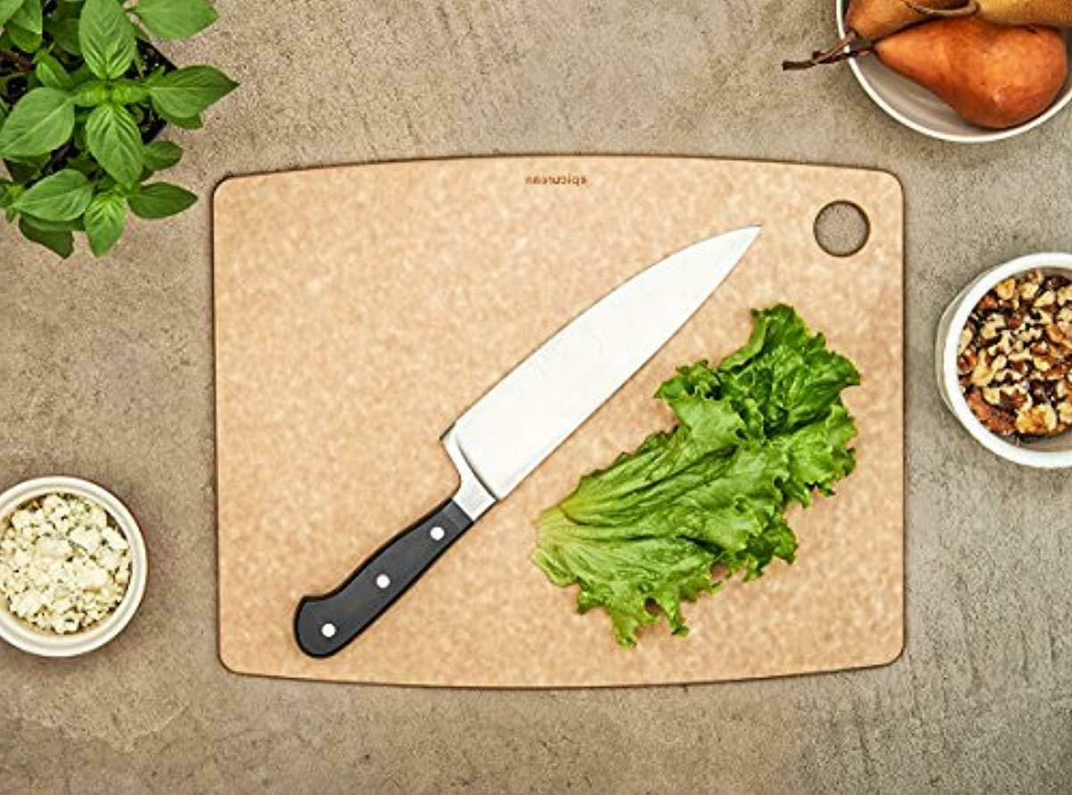 Epicurean Kitchen Cutting Board, 14.5 by Natural