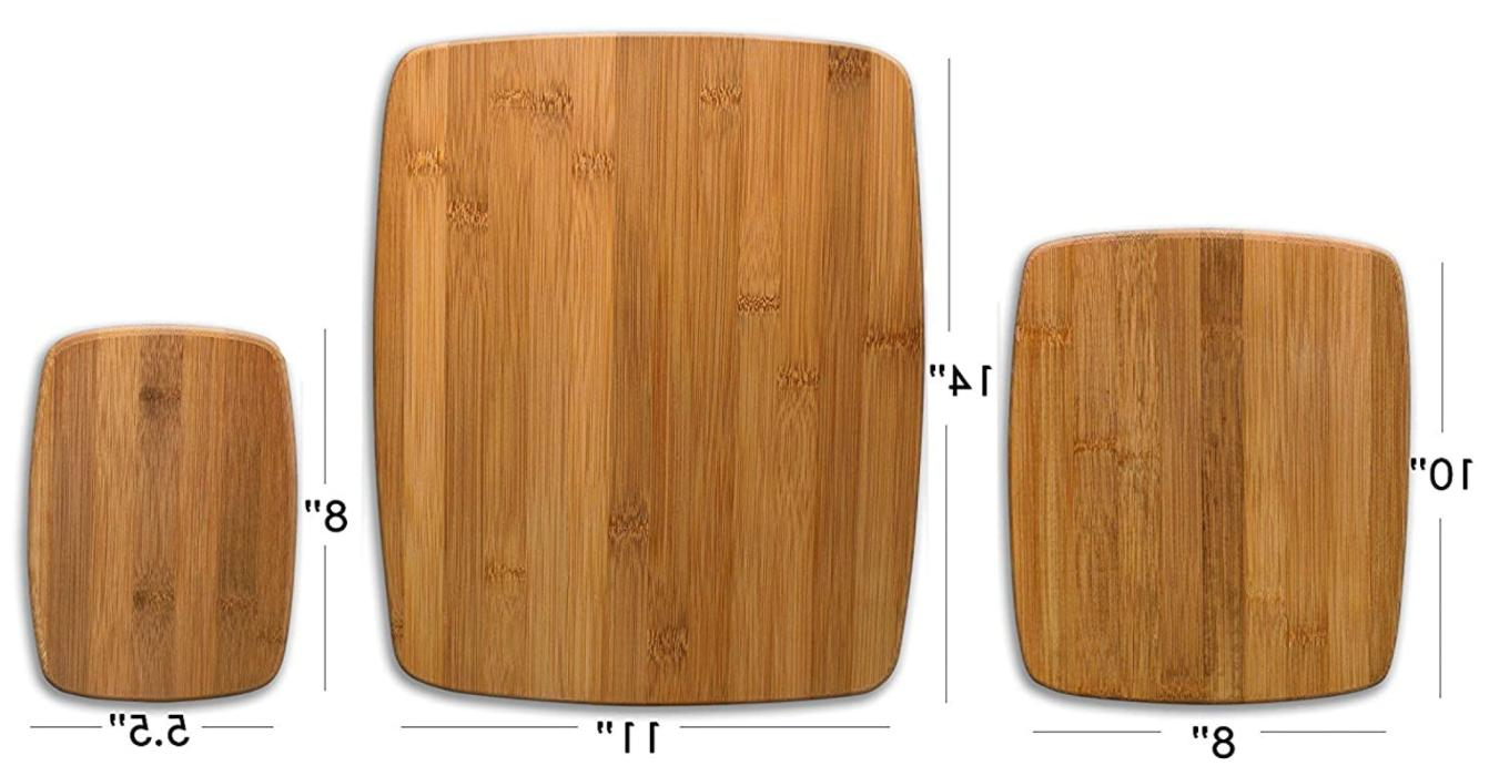 Large Wooden Kitchen Chopping Wood