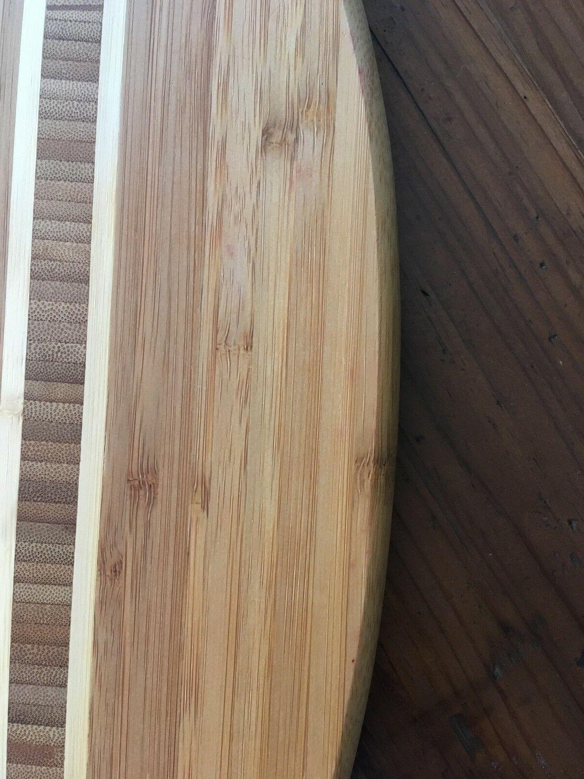 NWOT - TOTALLY Surfboard Cutting Board Leather