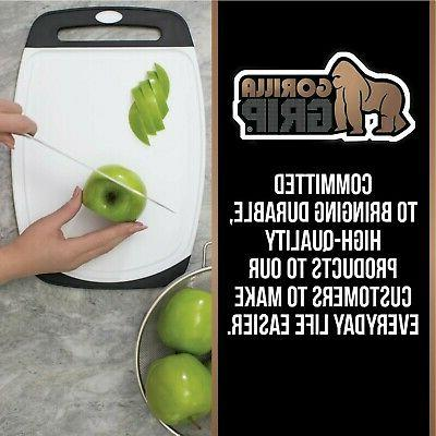 GORILLA Cutting Board Large 16 x BPA...