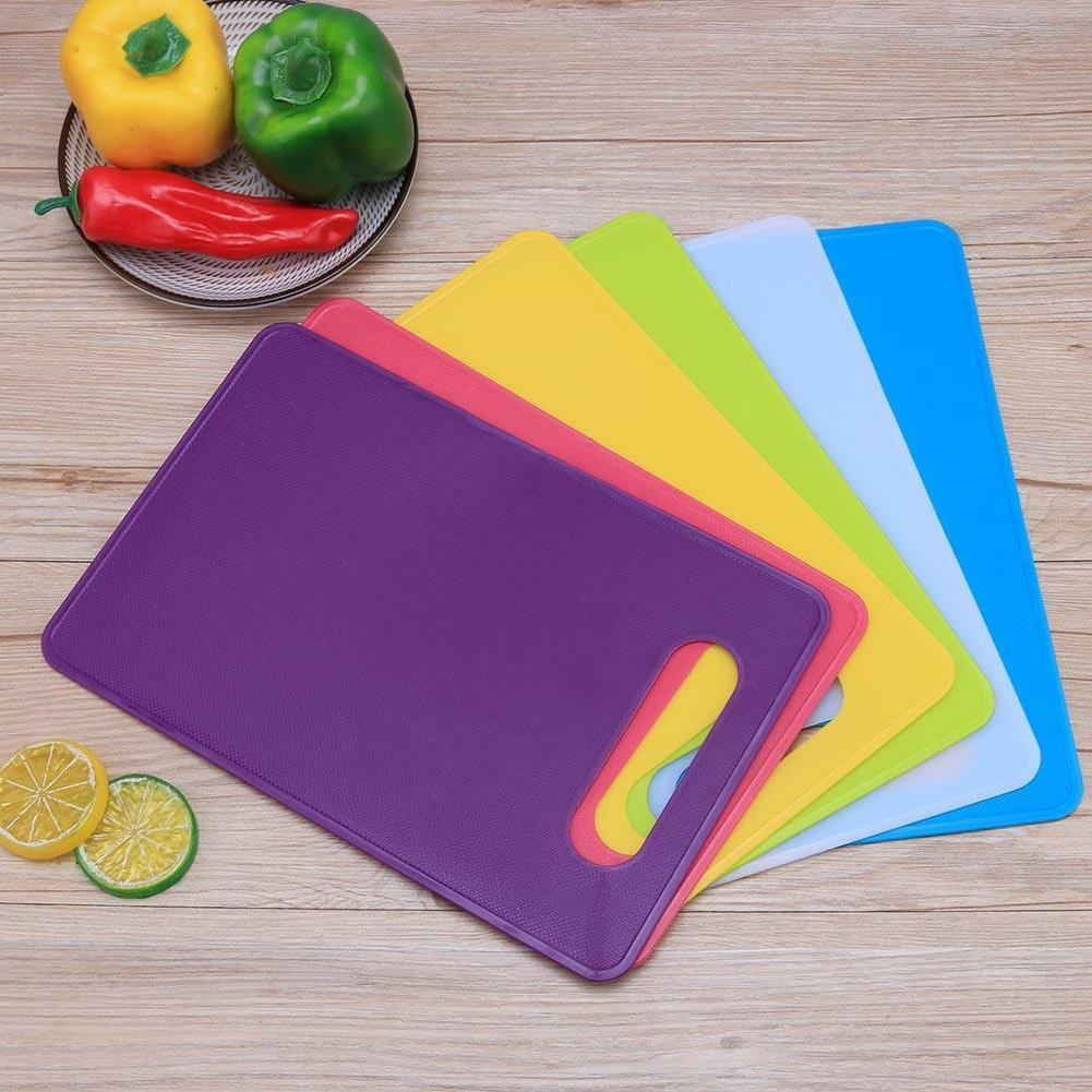 Plastic Vegetable Cutting Board Mat