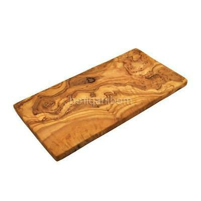 rectangle olive wood cutting cheese board 12