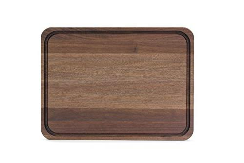 John Walnut Tenmoku Cutting Board Juice and 24 Inches by