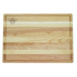 Carved Solutions Master Collection Wooden Cutting Board Larg