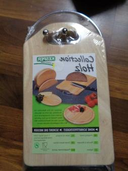 new sealed 4 collection holz cutting boards