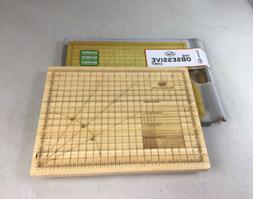 obsessive chef cutting board bamboo lined grid