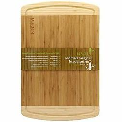 Organic Cutlery & Knife Accessories Bamboo Cutting Board - E
