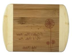 """Personalized Mother's Day Cutting Board for Mom 8""""x5-3/4"""""""