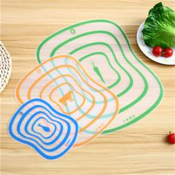 Products Kitchen Dining Cut Meat Chopping Board Plastic Cutt