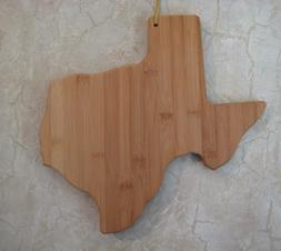 Totally Bamboo State Cutting/Serving Board - TEXAS